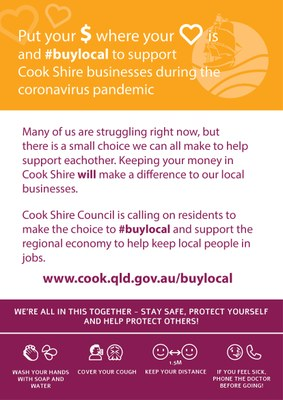 Buy Local poster image