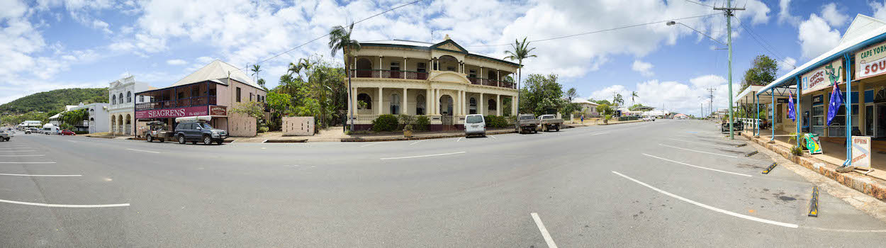 Main Street (Charlotte St) Cooktown
