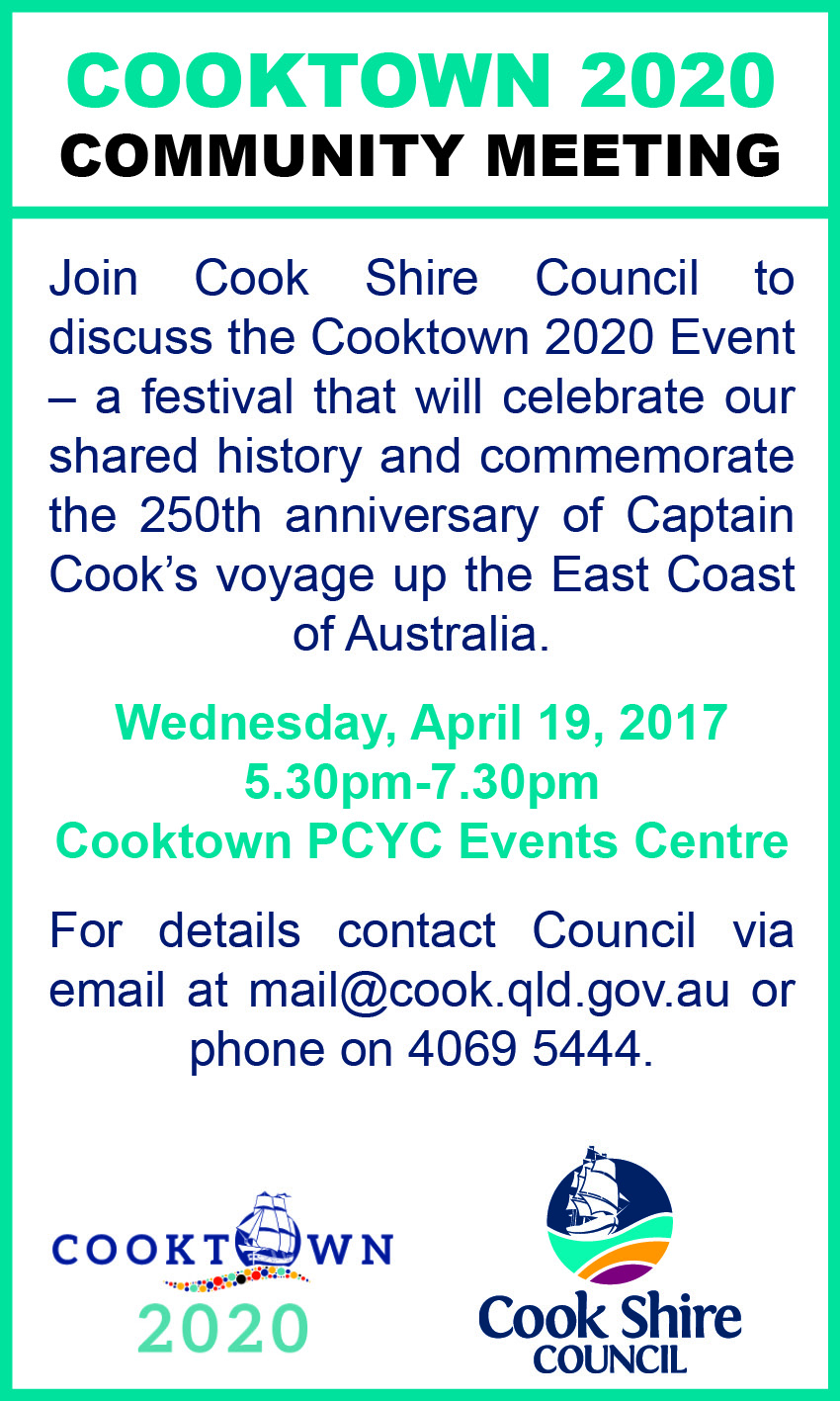 Cape York News April 12 and 19 2017 2020 community meeting.jpg