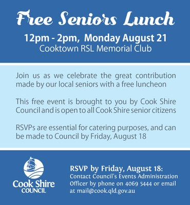 Cape York News August 9 and 16 2017 Senior's Week lunch.jpg