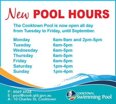 Cape York News July 19 and 26 2017 swimming pool new hours.jpg