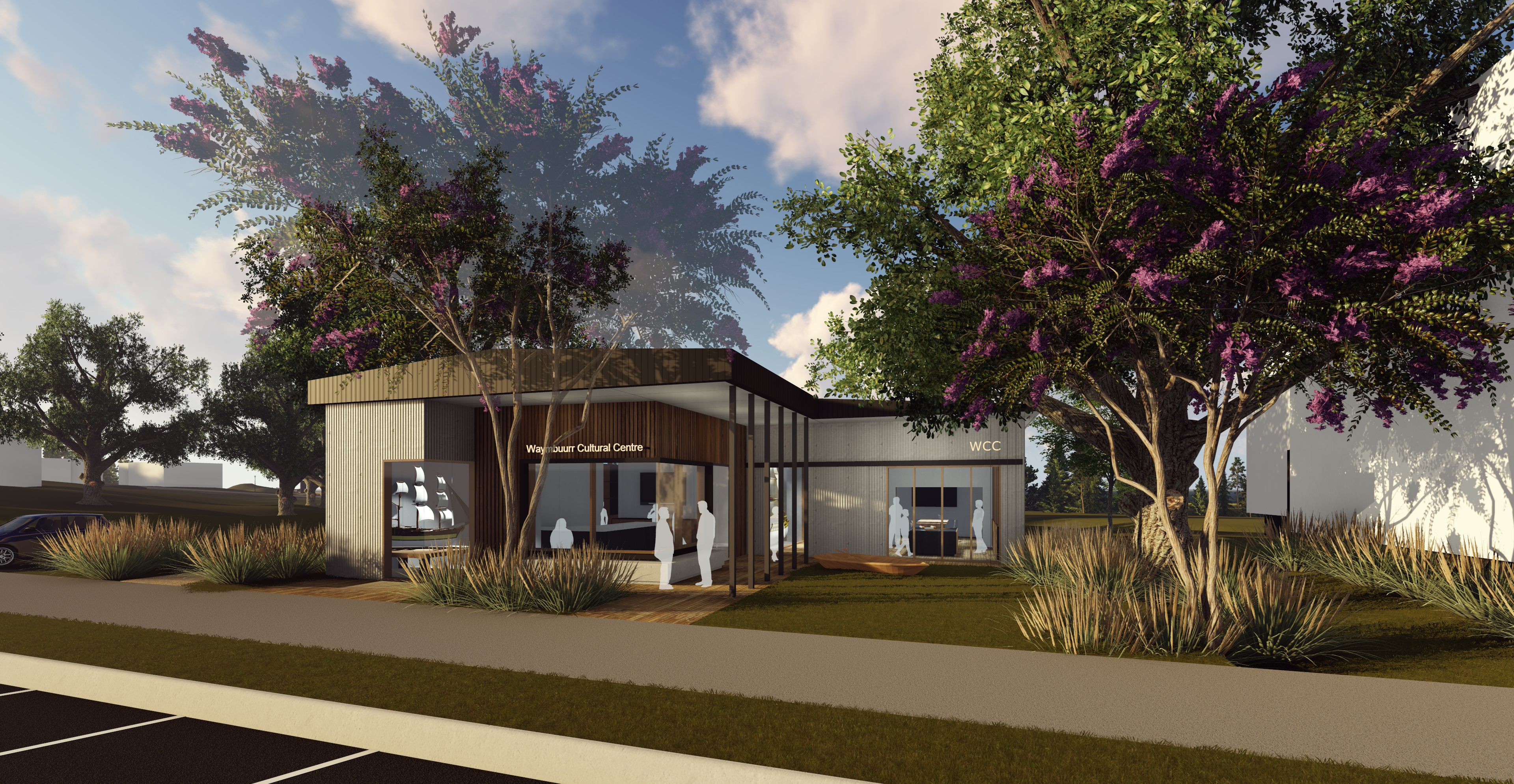 Works commence on the revitalisation of Cooktown's Cultural Precinct