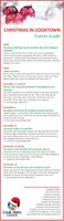 Christmas in Cooktown Events Guide