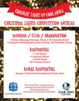 Christmas Lights Competition entries