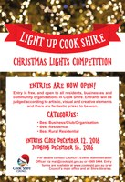 Christmas lights competition