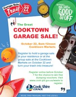 The Great Cooktown Garage Sale