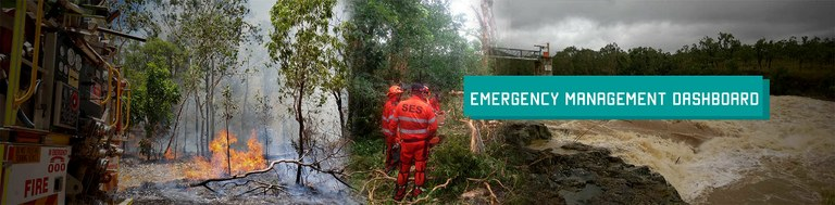 Banner image for Cook Shire Council disaster website